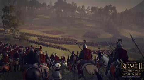 wallpaper laptop gaul total war rome 2 caesar in gaul expansion announced