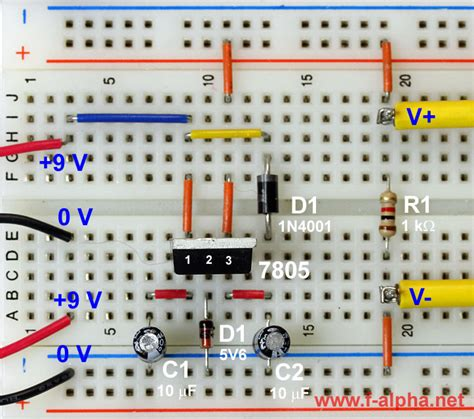 zener diode experiment f alpha net experiment 6 higher voltage ii