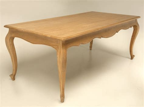 dining table oak dining table weathered
