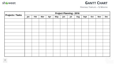 gantt chart templates examples  examples