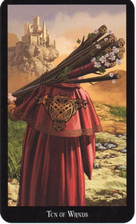witches tarot tarot wands and witches on