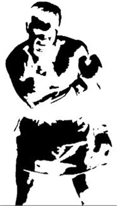 muhammad ali stencil related keywords stencil tutorials learn how to make a 3 part multi layer