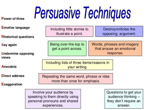 8 Techniques For Being Persuasive by How To Be Persuasive
