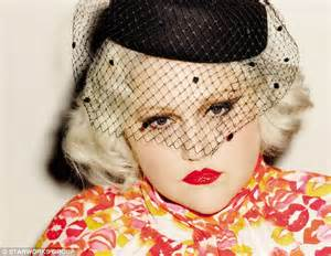 Beth Ditto Blames For Womens Poor Self Image by Singer Beth Ditto Unveils Plus Size Collection Inspired By
