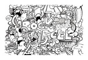 free coloring page coloring doodle art doodling 8 cool