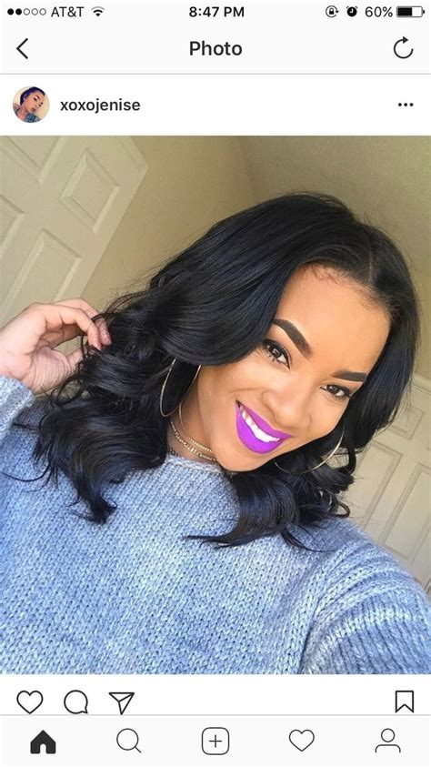 black hair weave part in the middle long hairstyles black hair curly weave hairstyles with