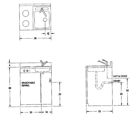 Faucet Washer Sizes Compact Kitchens Ada Handicap Kitchens Compact Kitchen