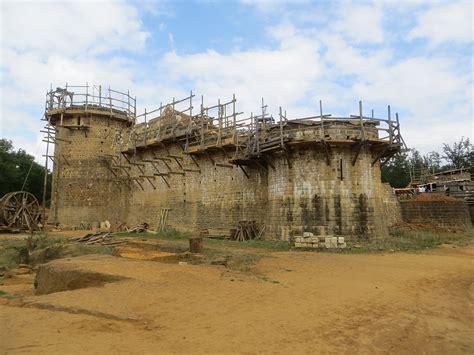 Building Castles by Gu 233 Delon Castle