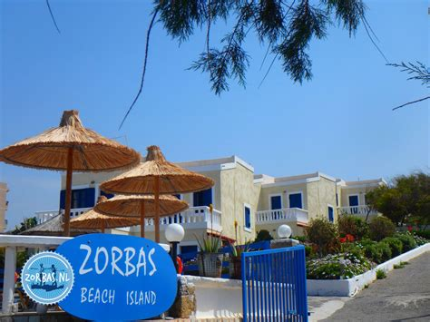 Appartments In Crete Zorbas Island Apartments On Crete Greece In Kokkini Hani