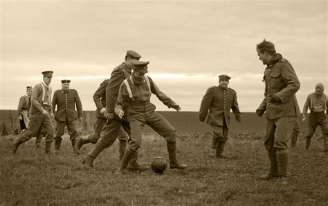 day truce 1914 letter from trenches shows