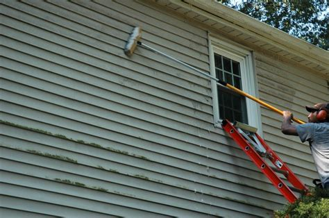 how to clean vinyl siding on house home siding repair and installation modernize