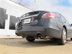 Nissan Altima Trailer Hitch Curt Trailer Hitch For Nissan Altima 2014 C11352