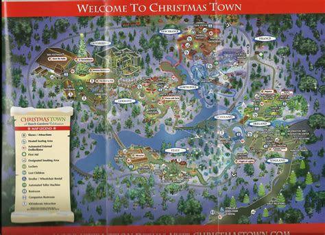 Town At Busch Gardens by Town At Busch Gardens Williamsburg