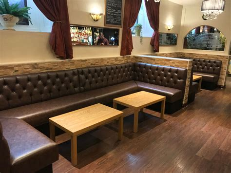 bespoke commercial seating booth seating banquet bench seating foot ebay