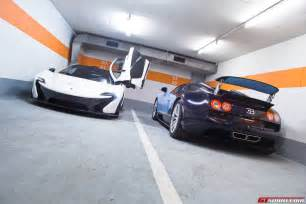 Bugatti Vitesse Vs Veyron Mclaren P1 Vs Bugatti Veyron Vitesse Photo Shoot Hd