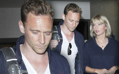Tom Trouble In Paradise by Tom Hiddleston Looks Gloomy Alongside At Lax