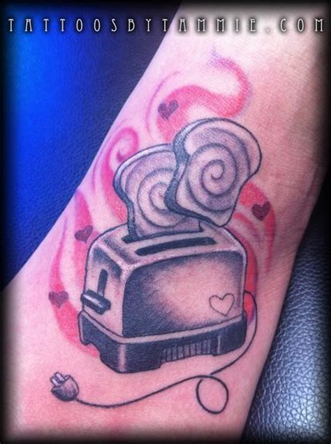 cinnamon toaster tattoos