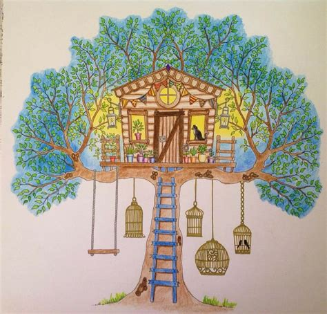 secret garden colouring book instagram 17 best images about treehouse secret garden casa da
