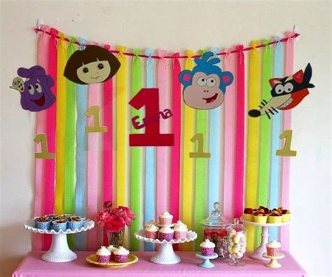 Handmade Birthday Decorations - handmade personalized hanging the explorer