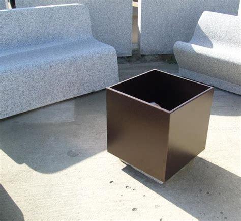 vasi in acciaio inox bruno acciai vasi in acciaio inox galvanizzato