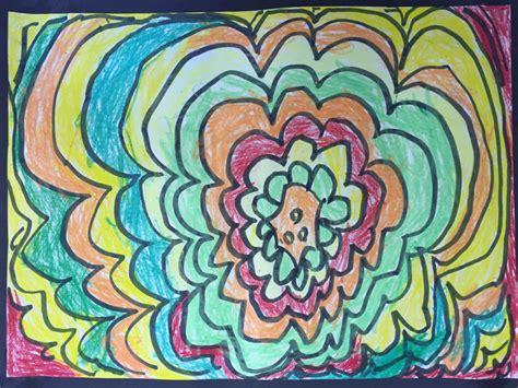 pattern art grade 5 first grade pattern flowers switzer elementary art gallery