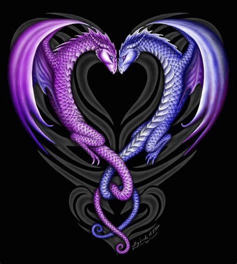 tattoo dragon purple love dragons and want a dragon tattoo at some point but