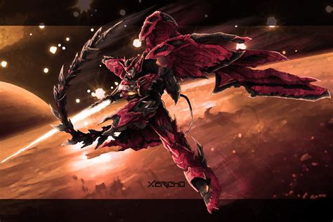 Gundam Epyon Wallpaper | gundam epyon organic by xericho on deviantart