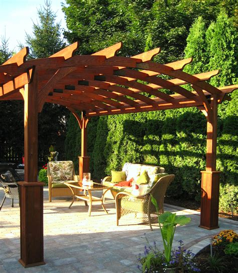 Backyard Structure by Cypress Inc Outdoor Structures