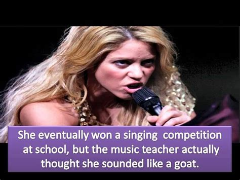 Interesting Facts About Shakira Biography | shakira fun facts shakira biography shakira pictures