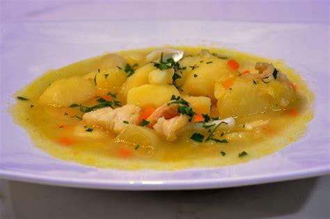 recetas de cocina con bacalao purrusalda con bacalao