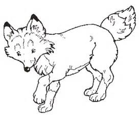 fox coloring pictures coloring part 2