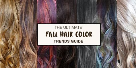 hair colors for fall 2015 winter fall 2015 hair color trends guide simply