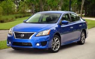2013 Nissan Sentra Reviews Review 2013 Nissan Sentra Sr Leftlanenews