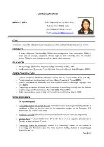 stay home mom resume resume template 2017