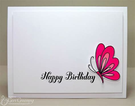 happy birthday corner design 650 best card design clean simple images on pinterest