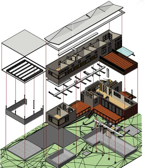 Home Design With Vectorworks Architect Modern Home Prototype Vectorworks