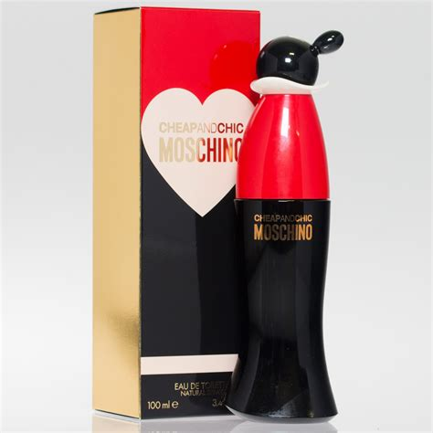 Termurah Tester Parfume Best Seller 5 Ml Isi 1 Lusin moschino cheap and chic by moschino 3 4 oz 100 ml edt perfume spray new in box ebay