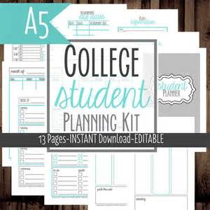 best planners for college students 6 best images of college homework planner free printable daily homework planner printable