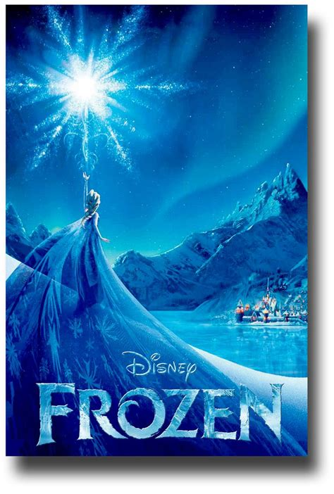 frozen film poster disney s frozen movie poster disney 2 all disney pinterest