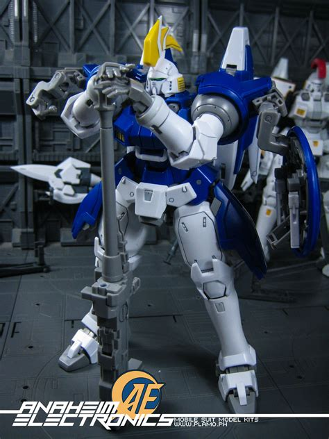 Mg Tallgeese Ii Daban gundam wing tallgeese 2 www pixshark images galleries with a bite