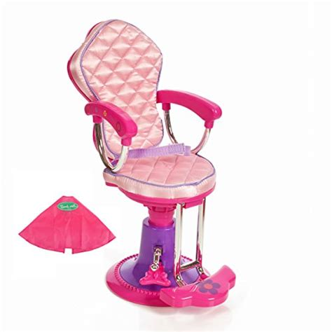 American Doll Salon Chair by Beverly Doll Collection Salon Chair For 18 Inch