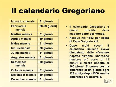 I Calendario Gregoriano Il Calendario Gregoriano Compie 434 Anni Storia E Curiosit 224