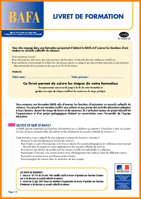 Exemple Lettre Demande Stage Bafa 12 Lettre De Motivation Stage Bafa Modele Lettre