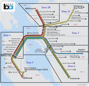Bart Maps by Fighting Crime With Data Bart Police Using New Tools To