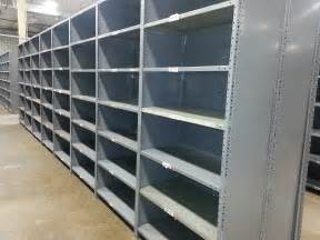 Steel Shelving New Used Industrial Steel Shelving Republic Clip Style