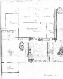 2 Bedroom House Plan Pin Two Bedroom House Plans For Small Land Two Bedroom