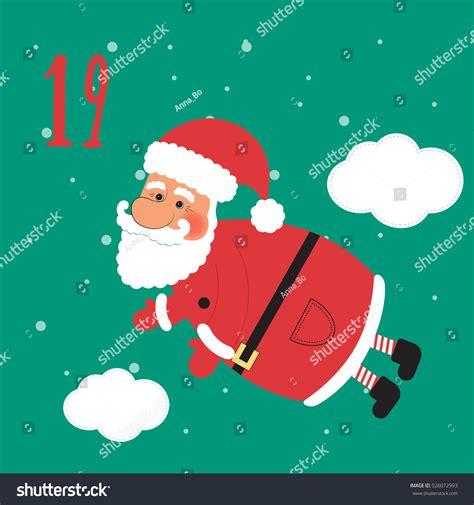 printable christmas card stock christmas advent calendar set printable card stock vector