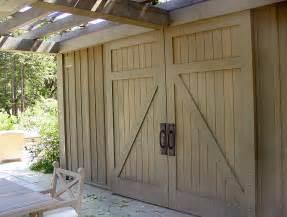 Exterior Sliding Barn Door Northstar Woodworks Custom Barn Doors Craftsmanship