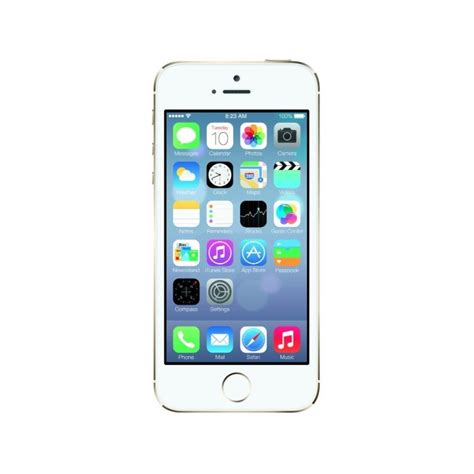 apple iphone  gb gold pre owned retrons
