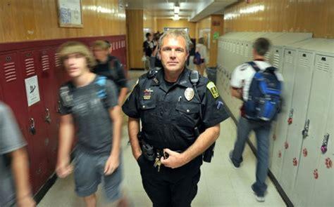 School Officer by School Resource Officer Bryan Fischer
